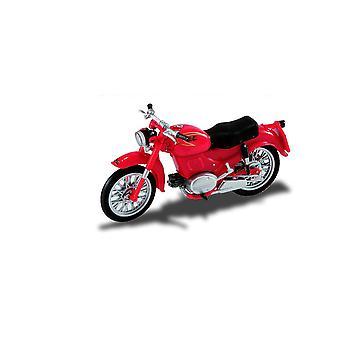 Moto Guzzi Zigolo Diecast Model Motorcycle