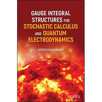 Gauge Integral Structures for Stochastic Calculus and Quantum Electrodynamics by Patrick Muldowney