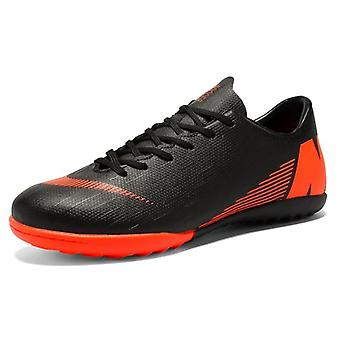 High Ankle Football Sport Shoes, Outdoor Soccer Traing Boots