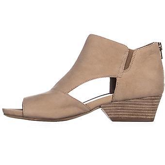 Naturalizer Womens Greyson läder öppen tå casual mule sandaler