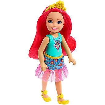 Barbie Chelsea Fantasy Docka - Blommor