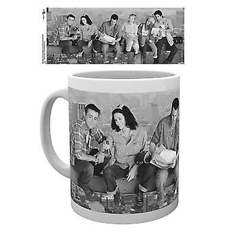 Friends Girder Mug
