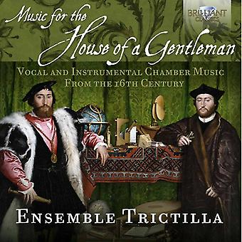Lucia Sciannimanico - Music for the House of a Gentleman [CD] USA import