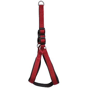 Boby Lisa Lined Headgear Red (Dogs , Collars, Leads and Harnesses , Harnesses)