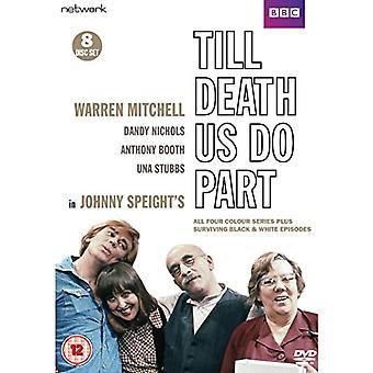 Till Death Us Do Part DVD