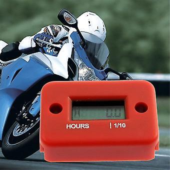 Hour Meter Pour Moto Atv Motoneige Bateau Marin Yama Ski Dirt Quad Bike