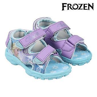 Børns sandaler Frosne Lilla