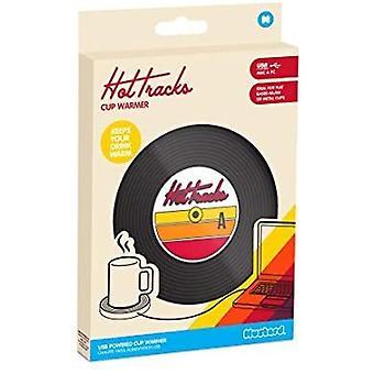 Mustard Vinyl Design Drinks Cup Warmer