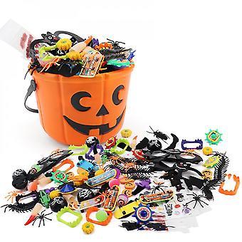 Halloween Party gunsten pompoen emmers nieuwigheid speelgoed voor kinderen Halloween decoraties speelgoed