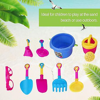 1 Set Unique Kids Games Seaside Beach Sand Toy Play Learning Educational Toy