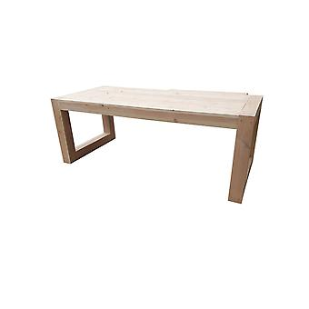 wood4you - Gartentisch Boston 180Lx78Hx90D cm