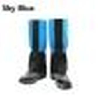 Outdoor waterproof legging gaiters for hiking camping climbing skiing desert leg cover boots shoes covers legs protection guard