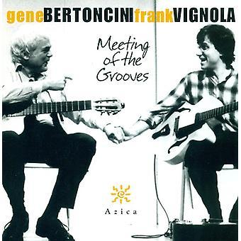 Bertoncini/Vignola - Meeting of the Grooves [CD] USA import