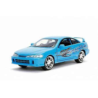 Honda Integra type R Mia ' s bil helstøpt modell bil fra rask og rasende