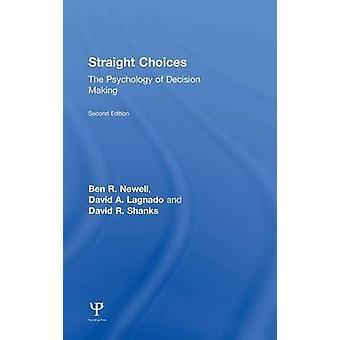 Rechte keuzes De psychologie van besluitvorming