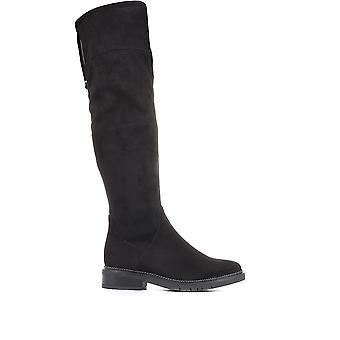 Gabor Womens Knee High Flat Boots