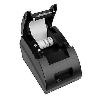 Usb Mini 58mm Pos Thermal Dot Receipt Bill Drucker Set Rollpapier Pos-5890c