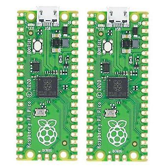 Para la placa de desarrollo del microcontrolador pico raspberry pi, procesador cortex m0+ de brazo de doble núcleo, 133 mhz