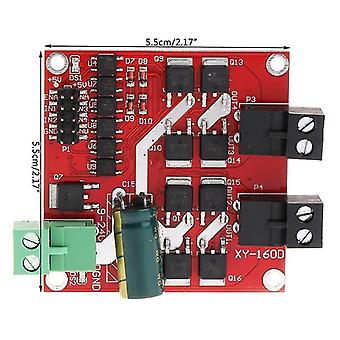 F19e 1 x 12v 24v 7a 160w dual dc motor driver module board h-bridge l298