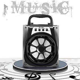 Ms-133bt Multifunction Portable High Power Output Fm Radio Bluetooth Speaker