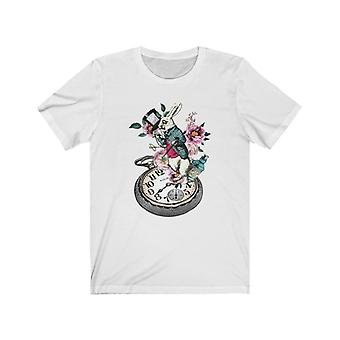 Graphic tee - alice in wonderland gifts #42 colorful series | gift idea, gifts for women, t shirts for women, custom shirt, graphic tees for women