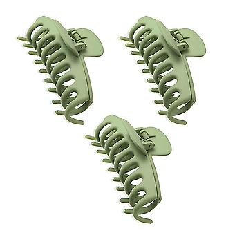 Pack Of 3 Large Hair Clips