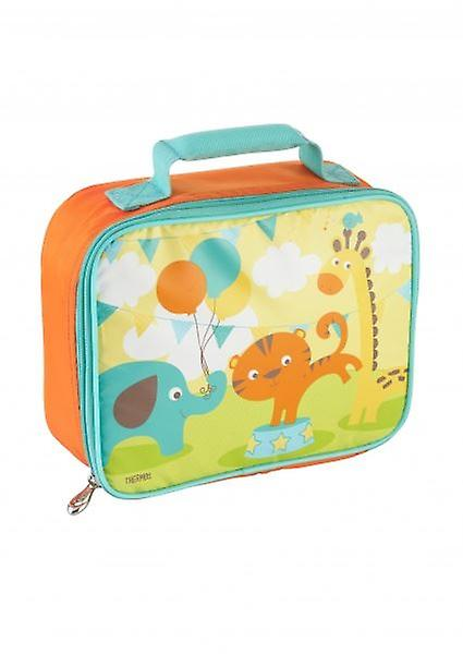 Thermos Friends Circus Food Packing Travel Insulated Kids Lunch Pack Kit