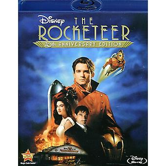 Rocketeer [BLU-RAY] USA import
