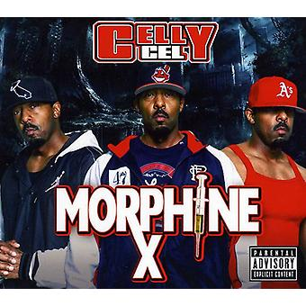 Celly Cel - Morphine [CD] USA import