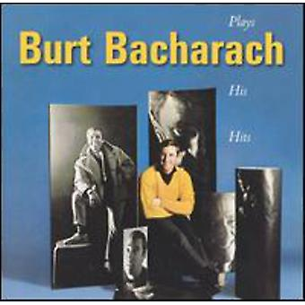 Burt Bacharach - Plays the Burt Bacharach Hits [CD] USA import