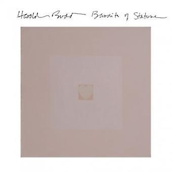 Harold Budd - Bandits of Stature [CD] USA import
