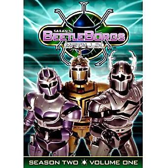 Beetleborgs Metallix Vol. 1-Season 2 [DVD] USA import
