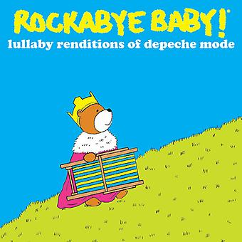 Rockabye Baby! - Lullaby Renditions of Depeche Mode [CD] USA import