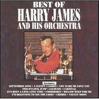 Harry James & His Orchestra - Best of Harry James & Orchestr [CD] USA import
