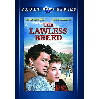 Lawless Breed [DVD] USA import