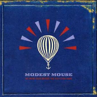 Modest Mouse - EUA foram mortos antes do navio nem afundou [CD] importamos