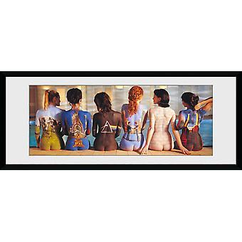 Pink Floyd Back Catalogue Framed Collector Print