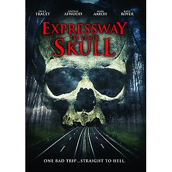 Expressway to Your Skull [DVD] USA import