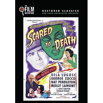 Scared to Death [DVD] USA import