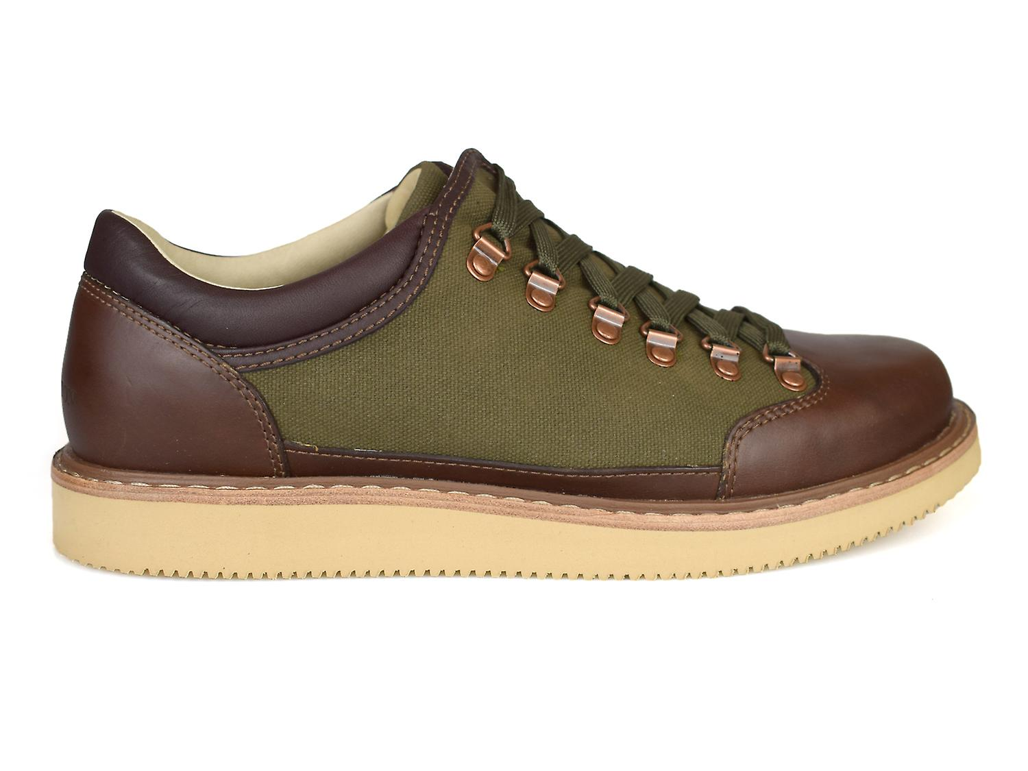 Timberland Abington Alpine OX Brown Leather Shoes 81505