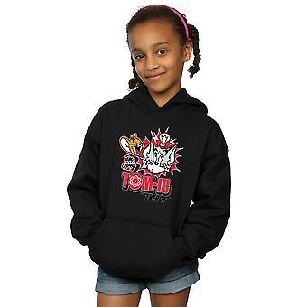 Tom und Jerry Mädchen Tomic Energie Hoodie