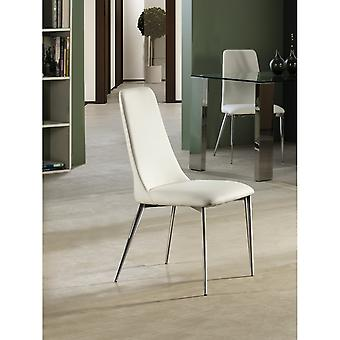 Schuller Oxford White Chair