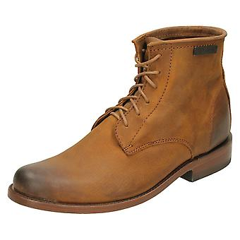 Mens Harley Davidson Ankle Boots Tarrson D92104