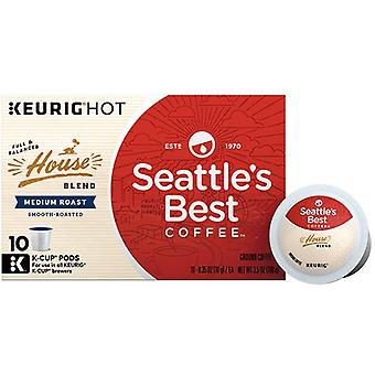 Seattle's Best Coffee House Mix Keurig K-Cups