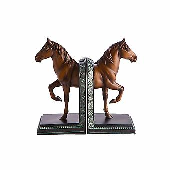 Trotting Horse Bookends