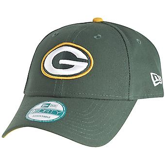 Nova era PAC - 9Forty liga NFL Green Bay Packers verde