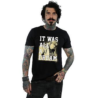 Berüchtigte große Männer war es ein Traum-T-Shirt