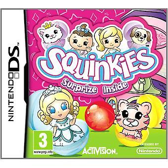 Squinkies - Surprise Inside (Nintendo DS) - Fabrik versiegelt