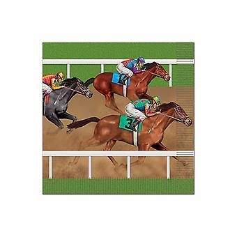 Horse Racing lounas lautasliinat