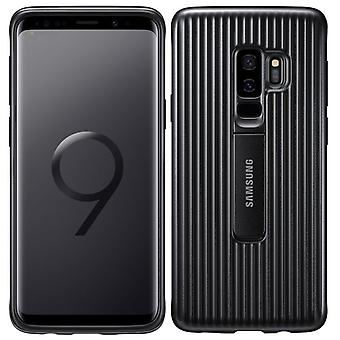 Samsung protective standing cover EF RG965CBEGWW for Galaxy S9 plus G965F bag cover case black
